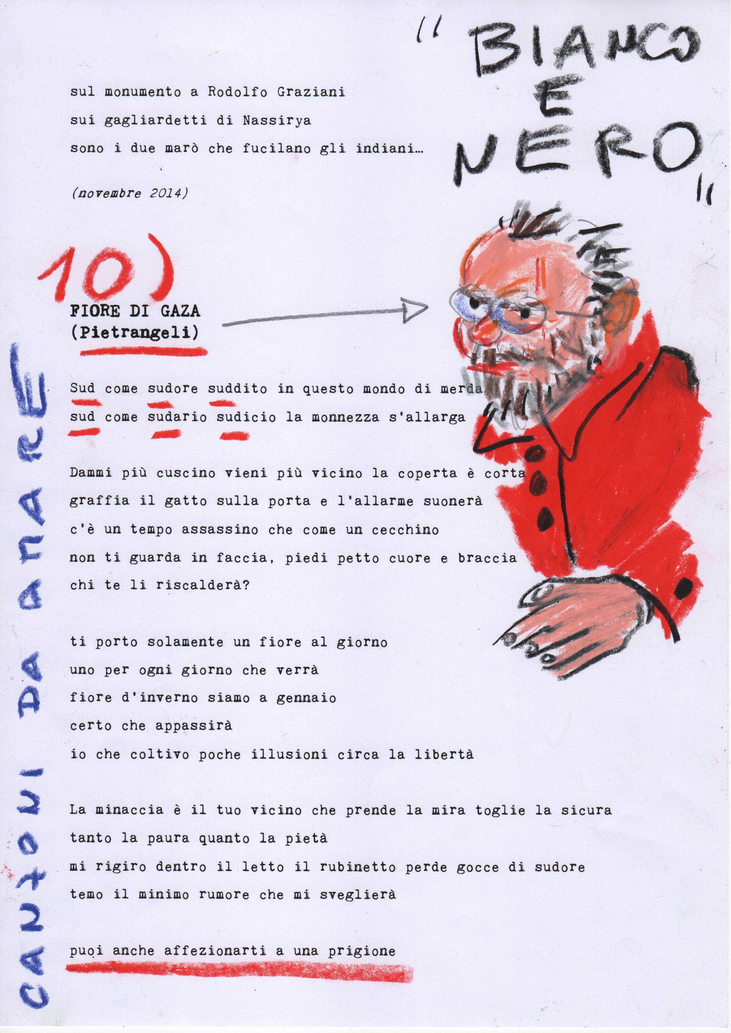 on sale 72c55 6ebc5 I testi di Mare Nero - Alessio Lega